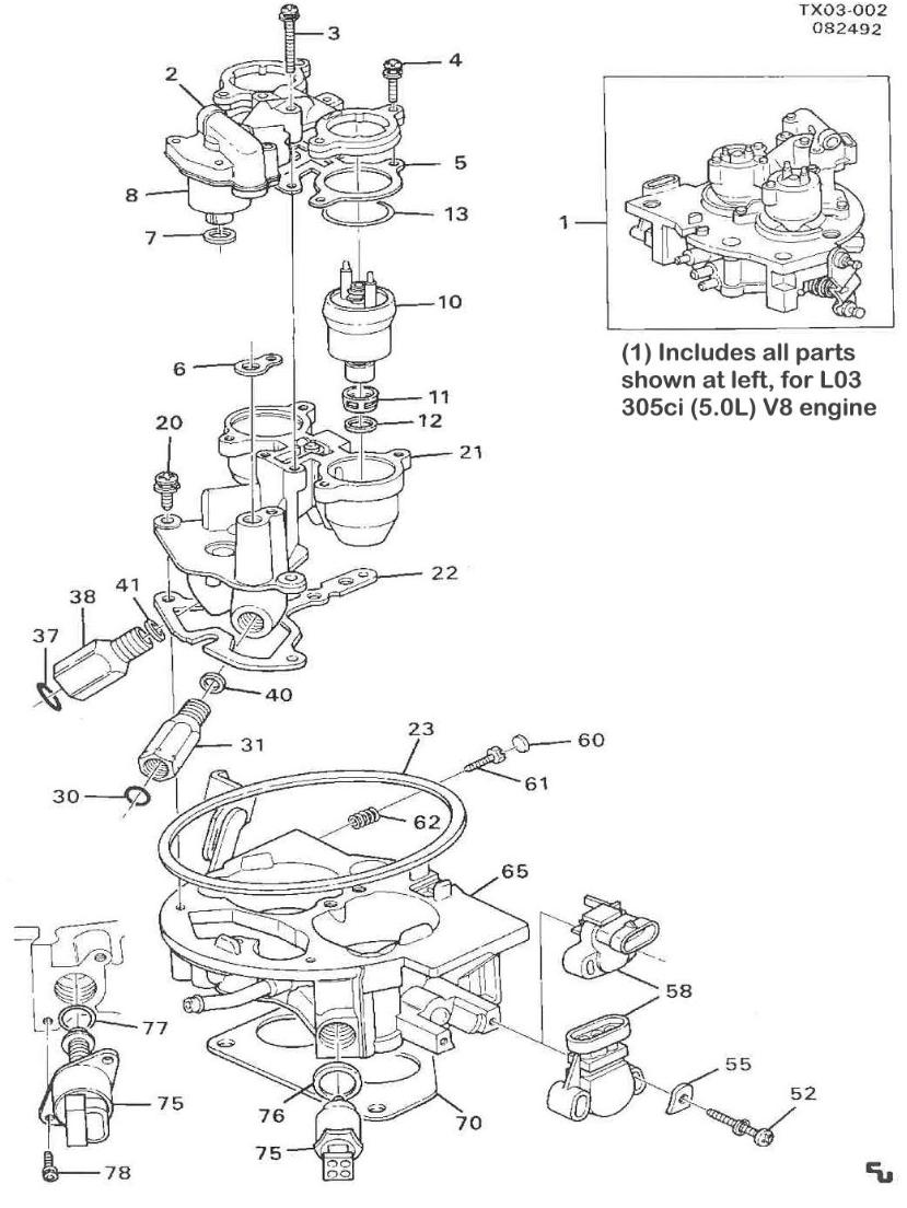 1989 c1500 idle acceleration problems the 1947 present 1987 Chevy Wiring Diagram tbi stand alone system
