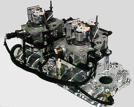 dual TBI on a factory V8? - AstroSafariVans com